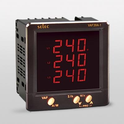 Digital VAF & Energy Meter KWh LED SELEC