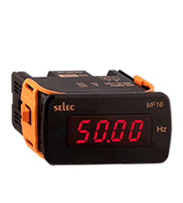 Digital VAF & Energy Meter LED SELEC