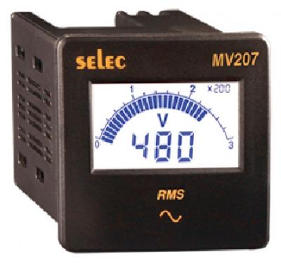 Digital Volt Meter LCD SELEC