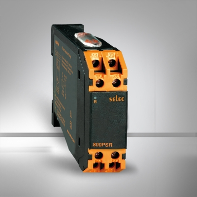 Analog Phase Sequence Protection Relays Din Rail Mounting SELEC