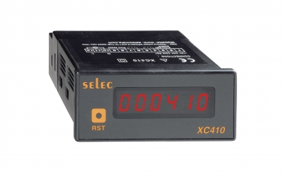 Rate Indicator Panel Mounting SELEC