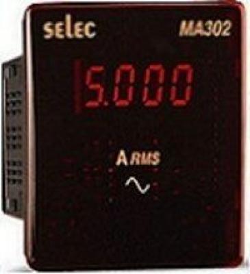 Digital Led Ampere Dc meter