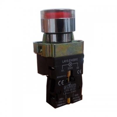 Command Switch Model Telemecanique Push Button