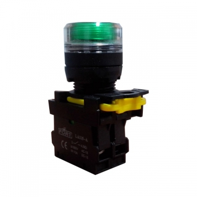 Command Switch Model Moeller Iluminated Push Button with LED
