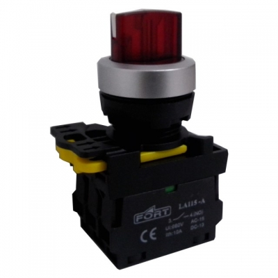 Command Switch Model Moeller Iluminated selector switches/lampu LED 220VAC
