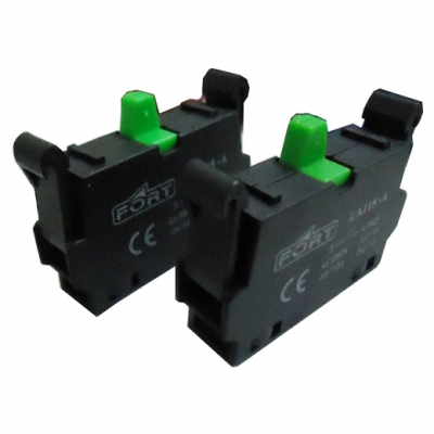 Contac Block Command Switch