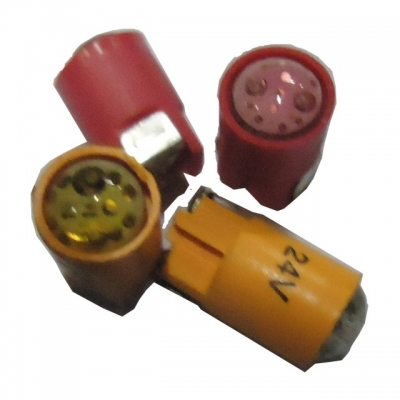Pilot lamp & push button lamp Command Switch Accessories