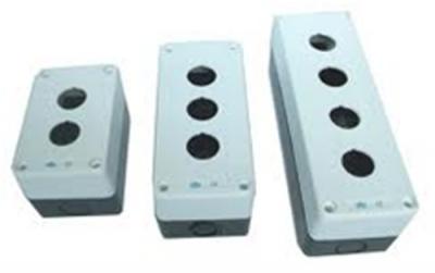 Box Push Button 22mm (Putih&Kuning)