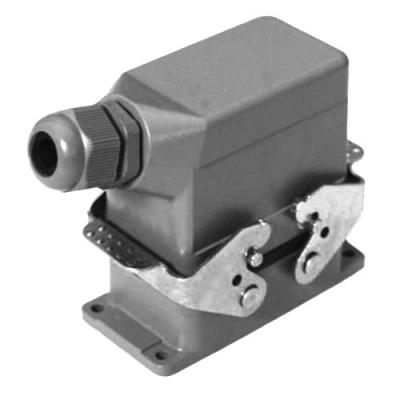 Heavy duty connector (IP 65)