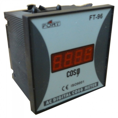 AC Digital Power Factor Meter