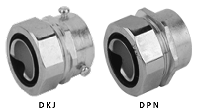 Flexible to pipe coupling