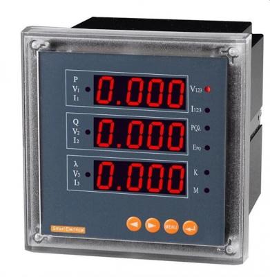 Digital Multifunction Meter LED SELEC