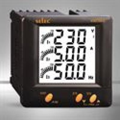 Digital VAF & Energy Meter KWh LCD SELEC