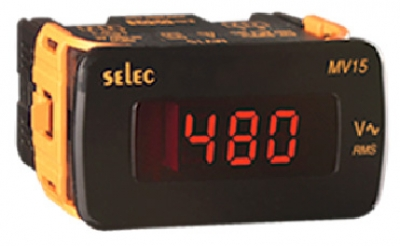 Digital Led Volt Dc meter