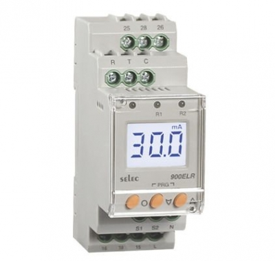 Earth Leakage Protection Relay SELEC