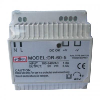 Power Supply Type Din Rail Single Output