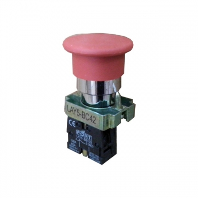 Emergency Push Button tipe lama