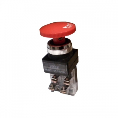 Command Switch 25/30mm Model Hanyoung Emergency Push Button