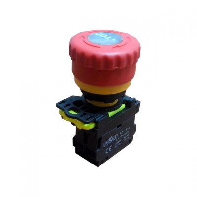 Command Switch Model Moeller Emergency Push Button