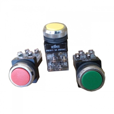 Command Switch 25mm/30mm Push Button
